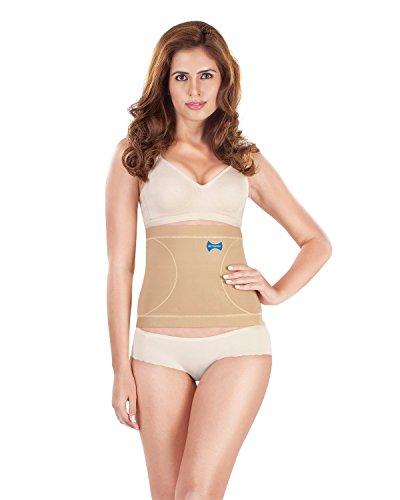 dermawear Women's Shapewear Tummy Reducer (A-104A_Skin_Large)