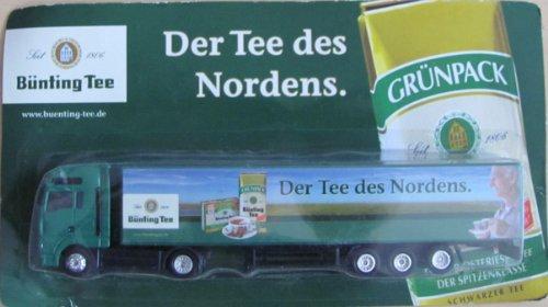 Bünting Tee Nr. - Der Tee des Nordens - Man - Sattelzug