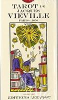 ジャック・ヴィーヴルのタロット44枚完全版/Tarot de Jacques Vieville