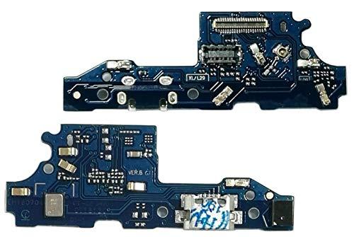 Desconocido Unbekannte Dockingstation für Huawei Mate 8 NXT-L29 NXT-AL10 NXT-DL00 USB-Anschluss Antenne Abdeckung Mikrofon