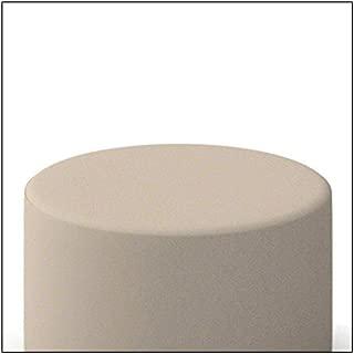 Steelcase Alight Lounge by Turnstone, fabric = Malt; shape = Round