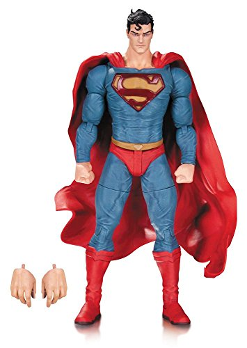 DC Comics Designer Series: Lee Bermejo Superman Action Figure