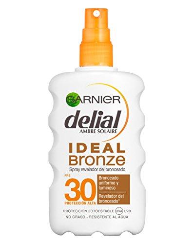 Garnier Delial Bruma Protectora Refrescante UV Water Alta Protección Cuerpo y Rostro IP30+ - 200 ml