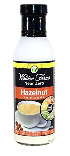 Walden Farms Wald Coffee Creamer Hazelnut Sugar Free 12 Oz (Pack Of 6) by Walden Farms