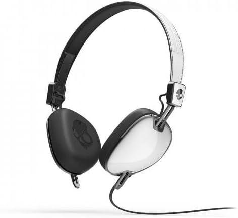Skullcandy Navigator On-ear Headphone with Mic3, Black