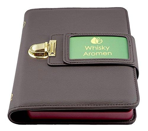 Whisky-Aroma-Set (12 Aromen), Whisky-Aromarad enthalten