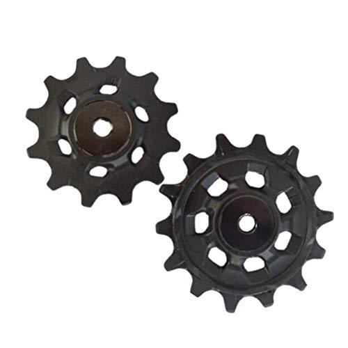 Yebobo 12 T 14 T 12 velocità Bicicletta Jockey Mountain Bike Puleggia Ruota Deragliatore Posteriore Kit di Riparazione per Sram X01 XX1 GX NX