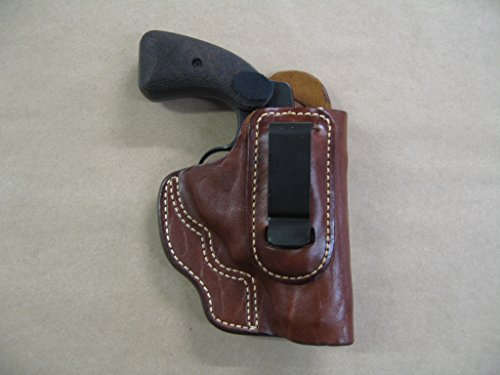 Rock Island M206 Revolver in The Waistband IWB Concealed Carry Holster CCW TAN RH