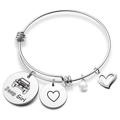 Wrangler Bracelet Wrangler Girl Jewelry Wrangler Owner Gifts (girl BR)