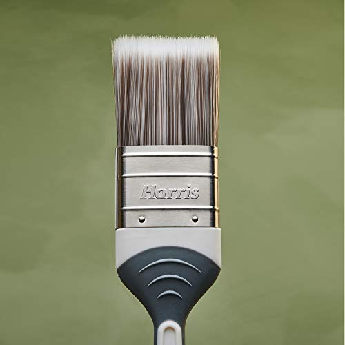 Harris Seriously Good Walls & Ceilings Paint Brush 5 Pack, 0, 1 x 0.5, 1 x 1, 1 x 1.5, 2 x 2