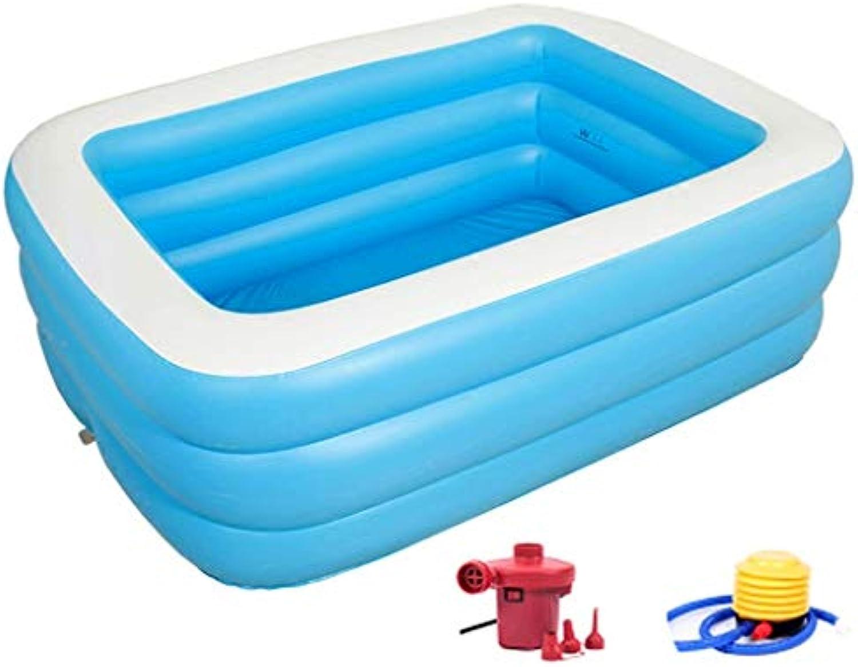 Inflatable Bath Home Erwachsene Familie Falteimer Aufblasbare Badewanne Paar Groe Badewanne Kinder Bad Barrel Waschbecken (Gre  125 cm (49,2 Zoll))