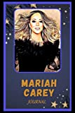 Journal: Mariah Carey Inspired College Ruled Notebook for Writing ( 6x9, Thick Paper, 120 Pages )