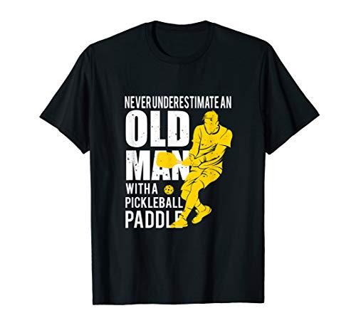 Mens Never Underestimate Old Man
