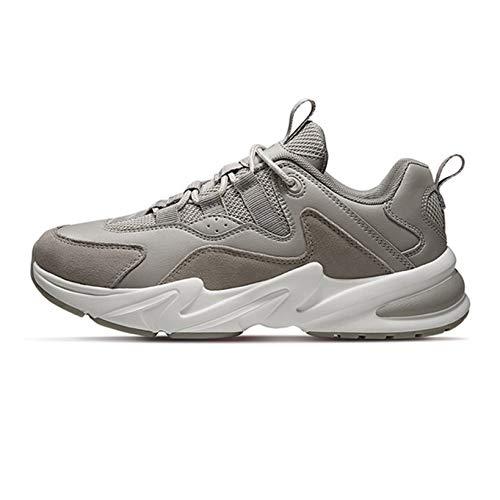 Zapatos Deportivos para Mujer Zapatillas de Deporte Transpirables para Correr al Aire Libre Moda cómodas Zapatillas de Deporte clásicas con Cordones