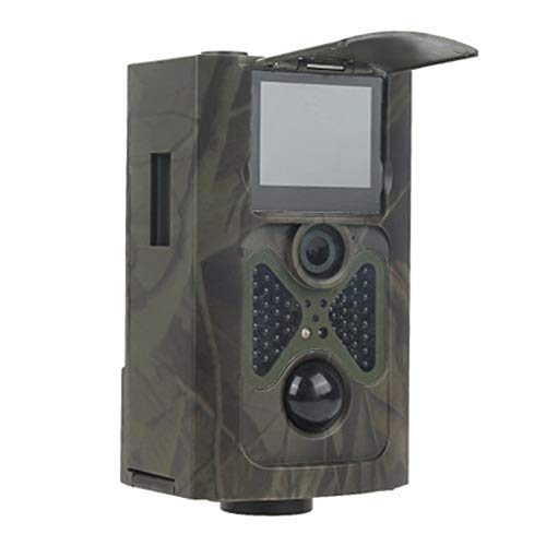 TYXHZL jachtcamera HD automatische groothoek-infrarood warmtebeeldcamera wildwaterdichte sensor camera Wildlife trail camera maximale nachtzichtverlichting: 65 inch / 20 meter