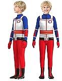 Kid Danger Costume Superhero 3D Style Bodysuit Cosplay Costume Halloween Role Play for Kids Boys