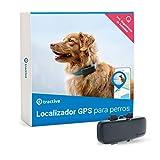 Tractive Localizador GPS para perros, rastreador con rango ilimitado,...