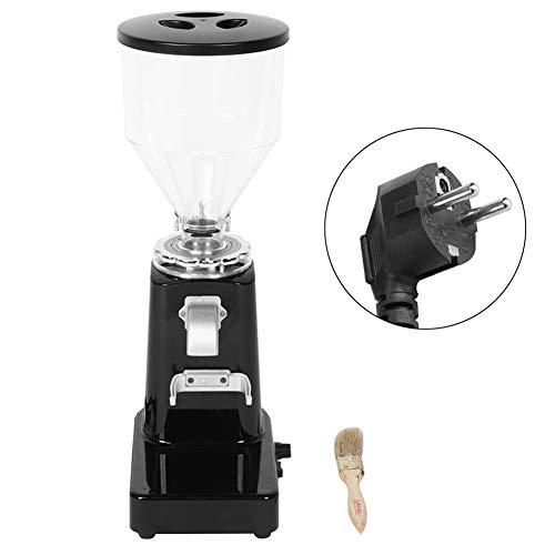 Koffieboonmolen, 1.5L Commerciële huishoudelijke elektrische koffiemolen Bonen-slijpmachine EU-stekker 220V voor druppelen/espresso/schenken/ColdBrew