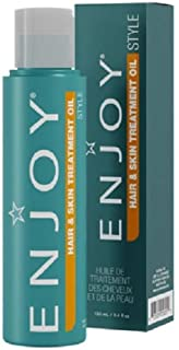 Best enjoy hair & skin treatment oil Reviews