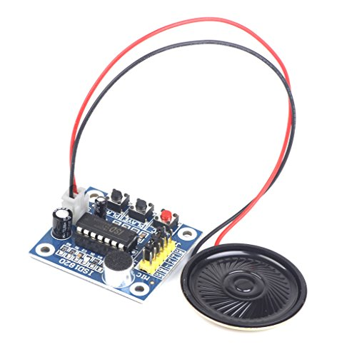 Stimme Aufzeichnung Wiedergabe Module Mic Sound Audio mit Lautsprecher ISD1820