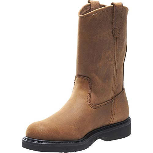 Wolverine Men's W06684 Ingham Boot, Dark Brown, 10 M US