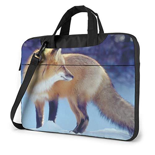XCNGG Bolso de hombro Computer Bag Laptop Bag, Penguins Briefcase Protective Bag 15.6 inch