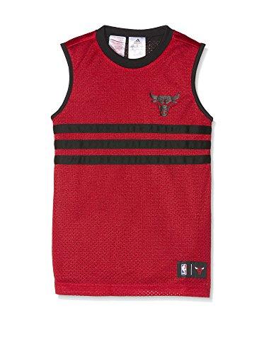 adidas Camiseta Tirantes Maillot Y Smrrn Rev SL Rojo/Negro 8 años (128 cm)