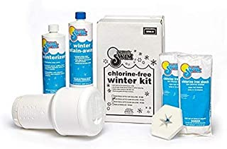 In The Swim Pool Winterizing and Closing Chemical Kit -...