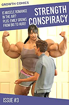 Strength Conspiracy #3 by [Mike Lingster]