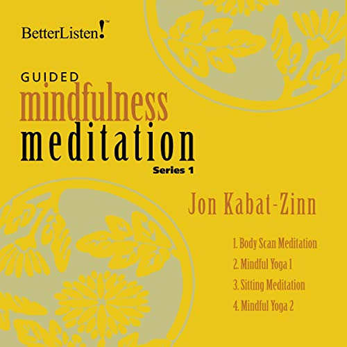 Guided Mindfulness Meditation Series 1 cover art