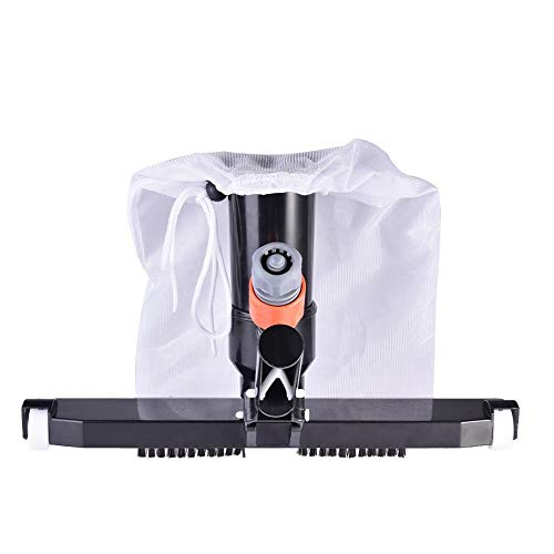 Aspirador De Aspiración con Punta De Succión, Limpiador Automático De Piscinas, Punta De Succión Reutilizable para Piscina