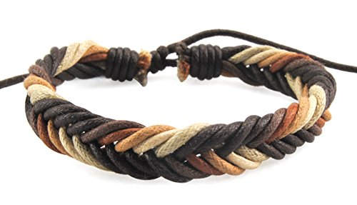 axy BEA16 BEACH SERIE 16! Bracciale ying-yang ltext! Surfer Bracciale, colore: Modell 2