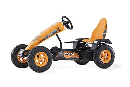 Learn More About Berg X-Cross E-BFR Kids 24V Electric Battery Pedal Car Go Kart Orange 5+ Years