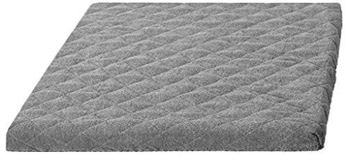 Bestlivings Waschmaschinenbezug (Grau) 60x60cm, Trocknerbezug in vielen vers. Farben