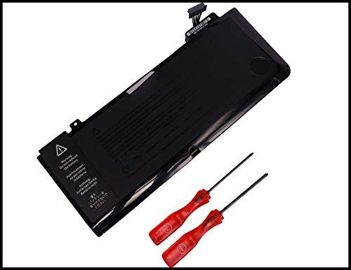"""Batería A1322 10.95V 63.5Wh para Apple Macbook Pro 13.3"""" A1322 A1278(Mediados de 2009 a Mediados de 2012), Macbook Pro 13"""" Unibody A1278 Mc375d/a"""