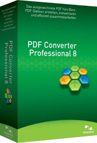 PDF Converter Professional, Version 8.0