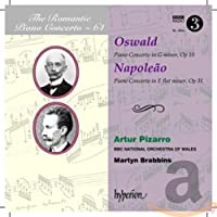 Oswald/Napoleao: the Romantic