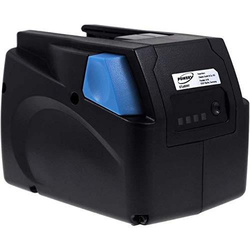 Accu voor Milwaukee Boor- Schroefmachine V18DD 4000mAh, 18V, Li-Ion