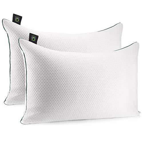 Martian Dreams Ultra Soft Super King Size Microfiber Hotel Pillows (48x90cm)
