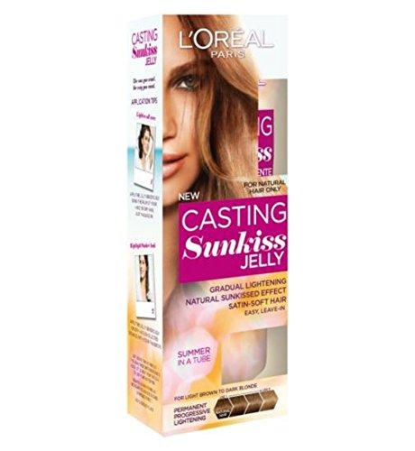 L'Oreal Casting Sunkiss Jelly, Pflege-Gelee für Haare – Hellbraun bis Dunkelblond