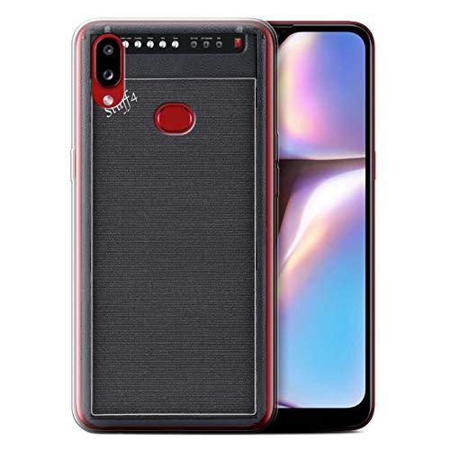 eSwish telefoonhoesje/Cover/Skin/SG-GC/Speaker Design Collection Samsung Galaxy A10s (2019) Versterker