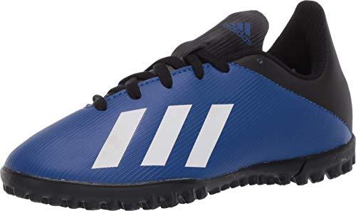 adidas Kids Unisex's X 19.4 Turf Boots Soccer Shoe, Team Royal Blue/FTWR White/core Black, 11.5K M US