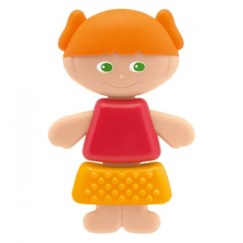 CHICCO Lil Jill Rattle & TEETHER
