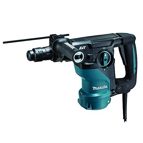 Makita HR3012FCJ/1 110V 30mm SDS-Plus Rotary Hammer, 1050 W, 110 V