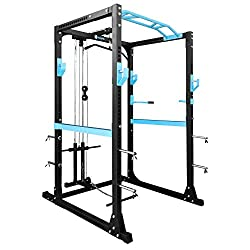 Best Power Rack - Squats and More - Reviews - MuscleTalk UK