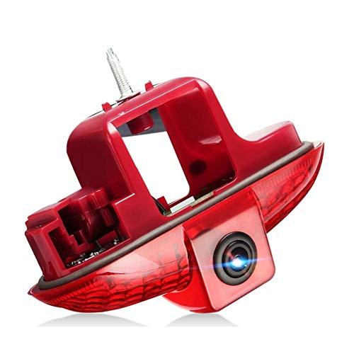 DHTENG Cámara de Repuesto de 170 Grados Cámara de Repuesto Vista Trasera Reversión de cámara Fit para Renault Trafic 2001-2014 (Color Name : Red)