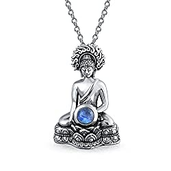How to choose buddhist pendant necklaces jewelry symbolism meaning lotus wearing a lotus can remind us that every day is an opportunity for our spiritual qualities of compassion wisdom contentment and love to blossom aloadofball Gallery