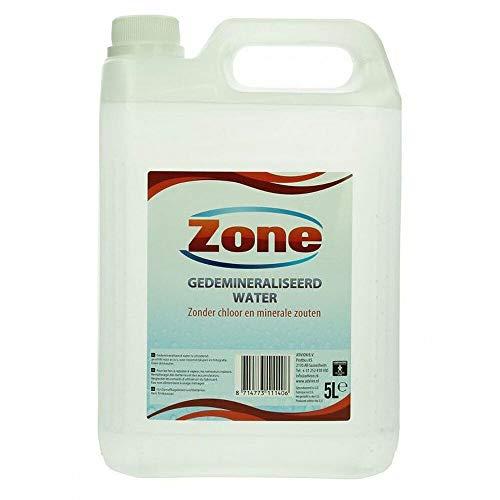 Zone Gedemineraliseerd Water, 5000 Ml