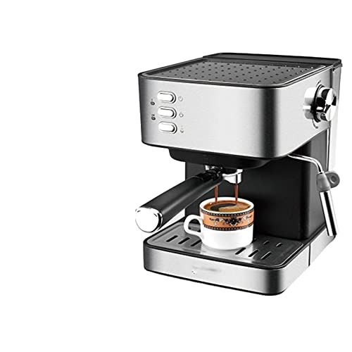 Espressomachine, Espresso Maker Melkfolie, Professionele Espresso Machine voor Cappuccino en Latte