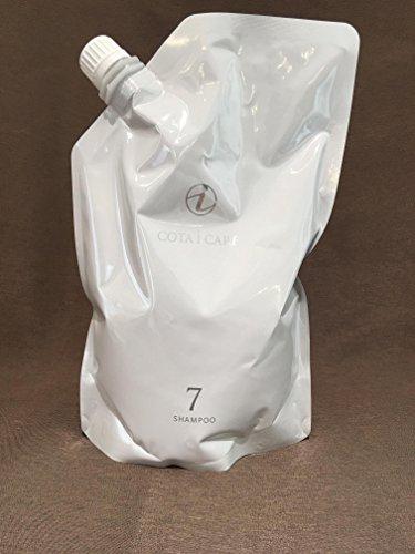 アイケアシャンプー7 フルーティーローズブーケの香り 750ml 詰め替え用